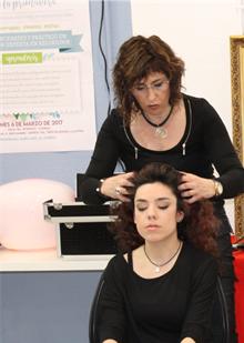 MILA FERNÁNDEZ, nueva emprendedora de Asesoría de Imagen y Estilismo de peluquería
