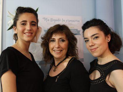 Resumen en imágenes del curso de recogidos de peluquería celebrado el 29 de Mayo en Madrid