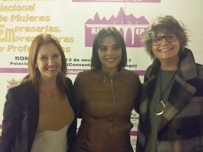 Anmeya participa como ponente en la I Convención de Mujeres Emprendedoras de Ronda