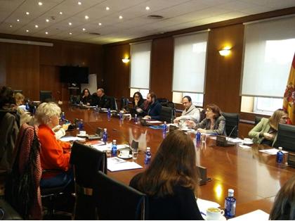 Anmeya participa en la primera fase de consultas temáticas sobre el Pacto Mundial para la migración segura, ordenada y regular