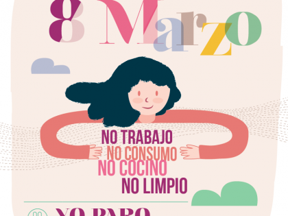MANIFIESTO 8M #YOPARO
